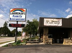 ‪Landreman Family Restaurant‬