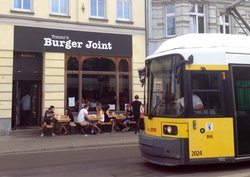 Tommi's Burger Joint, Invalidenstr., Mitte, Berlin