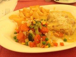 Chicken frenk lovely
