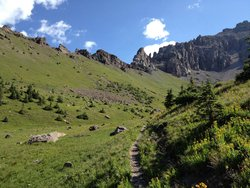 Sneffels Highline Trail