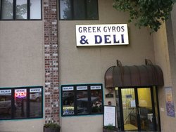 Dimitris Greek Gyros & Deli