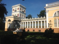 Gomel Palace & Park Ensemble