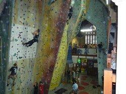 Undercover Rock: Bristol Climbing Centre