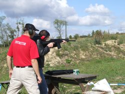 Top Gun Prague Shooting Events