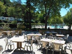 Restaurant Camping Les Nobis d'Anjou
