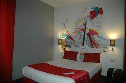 Hotel de l'Univers Montlucon