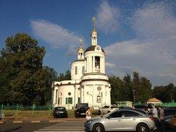 Temple of Vlakhernskaya Icon of Mother of God
