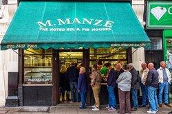 Manze M
