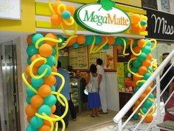 Megamatte Largo do Machado