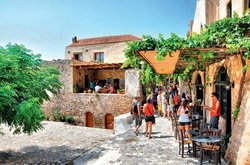 Guided Tours in Monemvasia