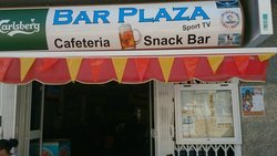 Bar Cafeteria Plaza