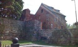 Zamek w Sztumie
