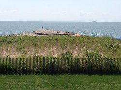 view of the long island sound