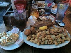 Shark's Fish and Chicken