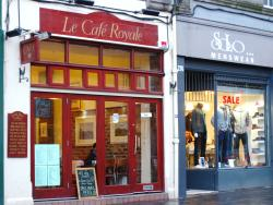 Le Cafe Royale