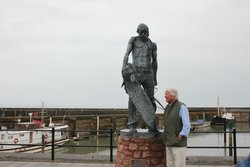 Ancient Mariner Statue
