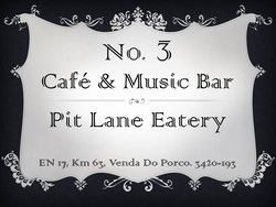 ‪No. 3 Cafe & Music Bar‬