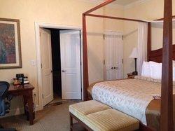 Luxury Suite Bedroom