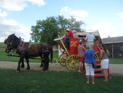 B.X. Express Stagecoach
