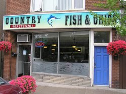 Country Fish & Chips