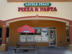 Little Italy Pizza & Pasta