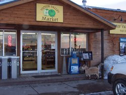 Victor Valley market and cafe