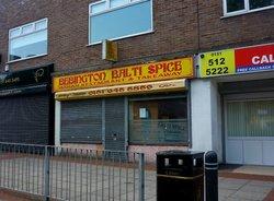 Bebington Balti Spice
