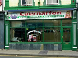 ‪Caernarfon Kebab Burger & Pizza House‬