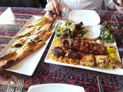 Niroj Kurdish Cuisine