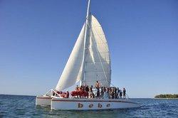 Sailing Punta Cana and Snorkeling Cruise