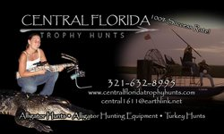 Central Florida Trophy Hunts