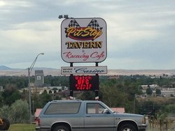Pit Stop Tavern and Raceway Cafe