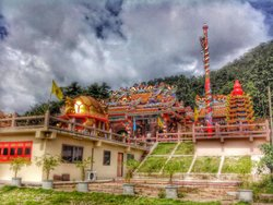 Guan Yin Shrine-Mae Hong Son