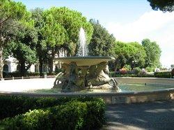 Fontana dei Cavalli