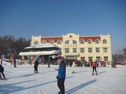 Longzhu Erlongshan Ski Area