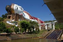 Win Sein Taw Ya - Reclining Buddha