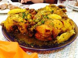 Mamounia restaurant