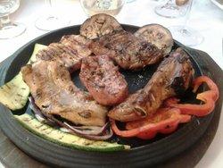 Grigliata d carne
