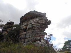 Pedra da Bruxa