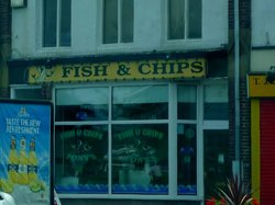 Tony's Fish & Chips