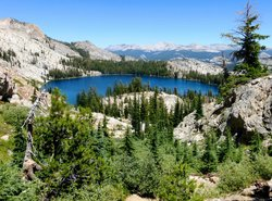 May Lake Trail