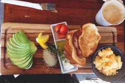 Lark Cafe, Grocer, Resto-lounge