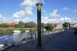 Flood Column in Ribe