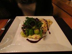 broccoletti, patate e filetto