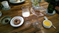 Chocolate dessert done 5 ways