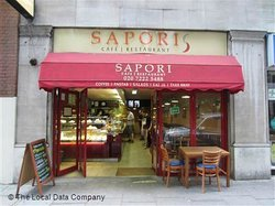 ‪Sapori Cafe' and Restaurant‬