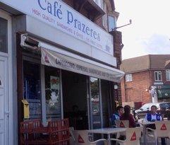 Cafe prazeres