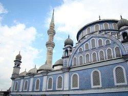 Mosquee Bleu
