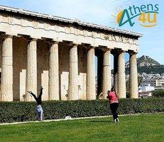 Athens4U Authentic Athens City Walks