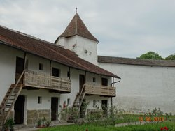 Fortified Church of Harman